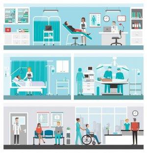 healthcare, Gesundheitsbranche