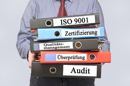 Audit, Zertifizierung